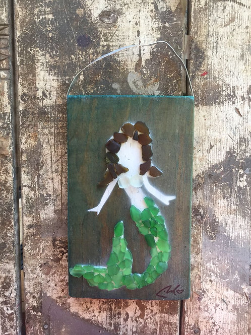 Sea Glass Mermaid #2