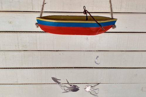 Boat Wind Chimes