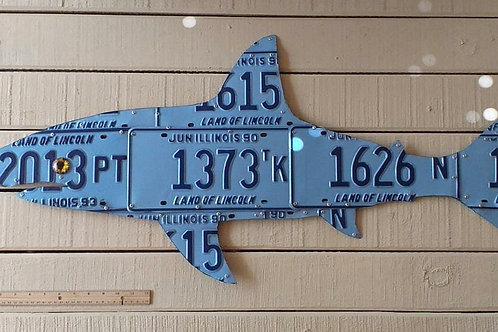 License Plate Shark #1