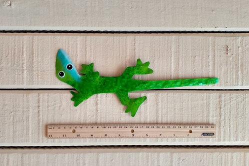 Green Lizards