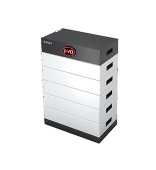 Batterie BYD 7.7 KWh