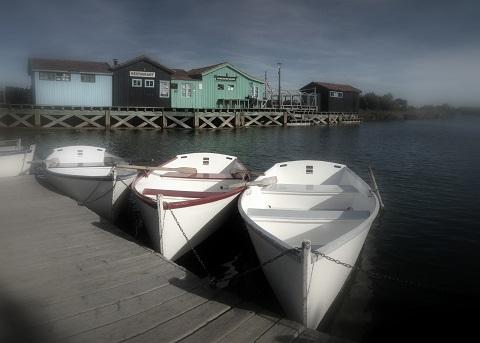 Le port des Salines