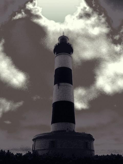 Le phare du Chassiron