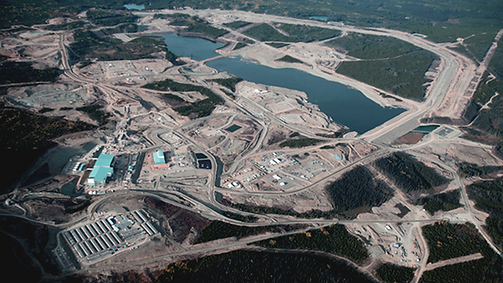 Waterline assisted with major groundwater exploration, supply development and  modelling to develop water supply for the mine