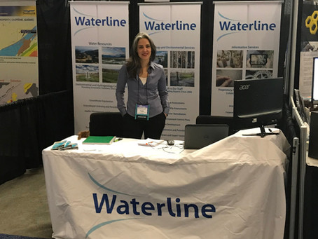 Waterline at AME Roundup in Vancouver