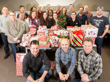 Happy Holidays from Waterline