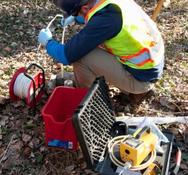 Environmental Monitoring & Sampling