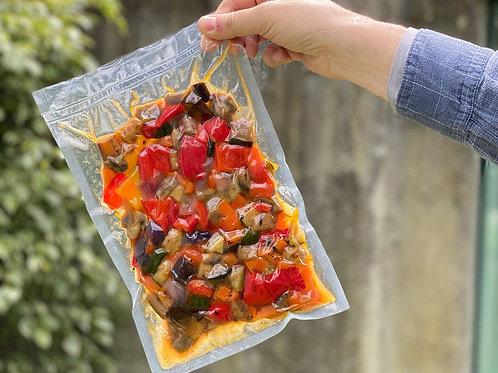 Legumes Assados | refrigerados | 400g | 2-4 pax