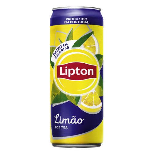 Ice Tea Limão lata 33cl