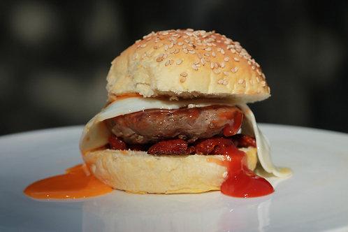 Burger de VITELA | congelado | 70g ou 150g | 4 ou 3 un