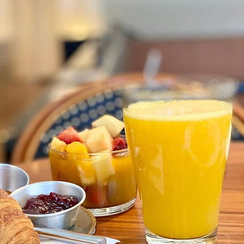 Sumo laranja natural // orange juice 25cl