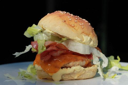 Burger de FRANGO | congelado | 150g  | 3 unidades