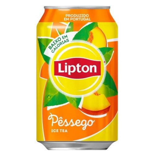 Ice Tea Pêssego lata 33cl