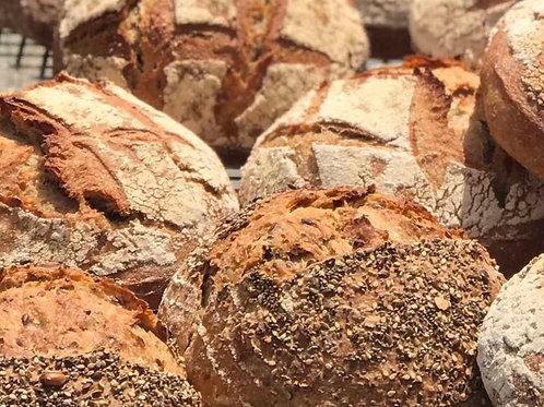 Pão de Água mini | Massa Mãe | 4 un
