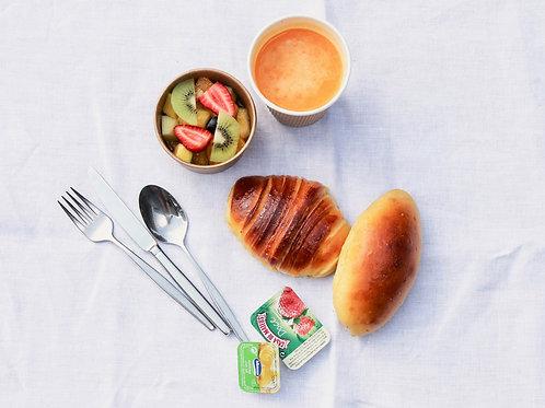 Pequeno Almoço CONTINENTAL