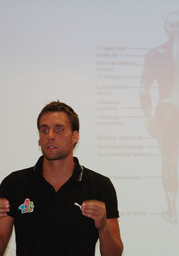 Body and Muscles Lecture