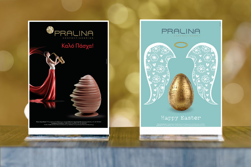 Pralina Easter