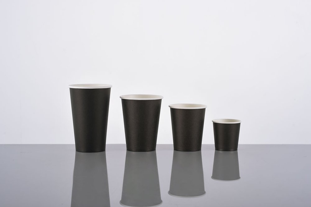 Cups BlackPaper