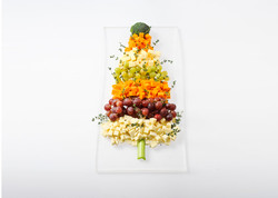 Cheese & Fruits Creation