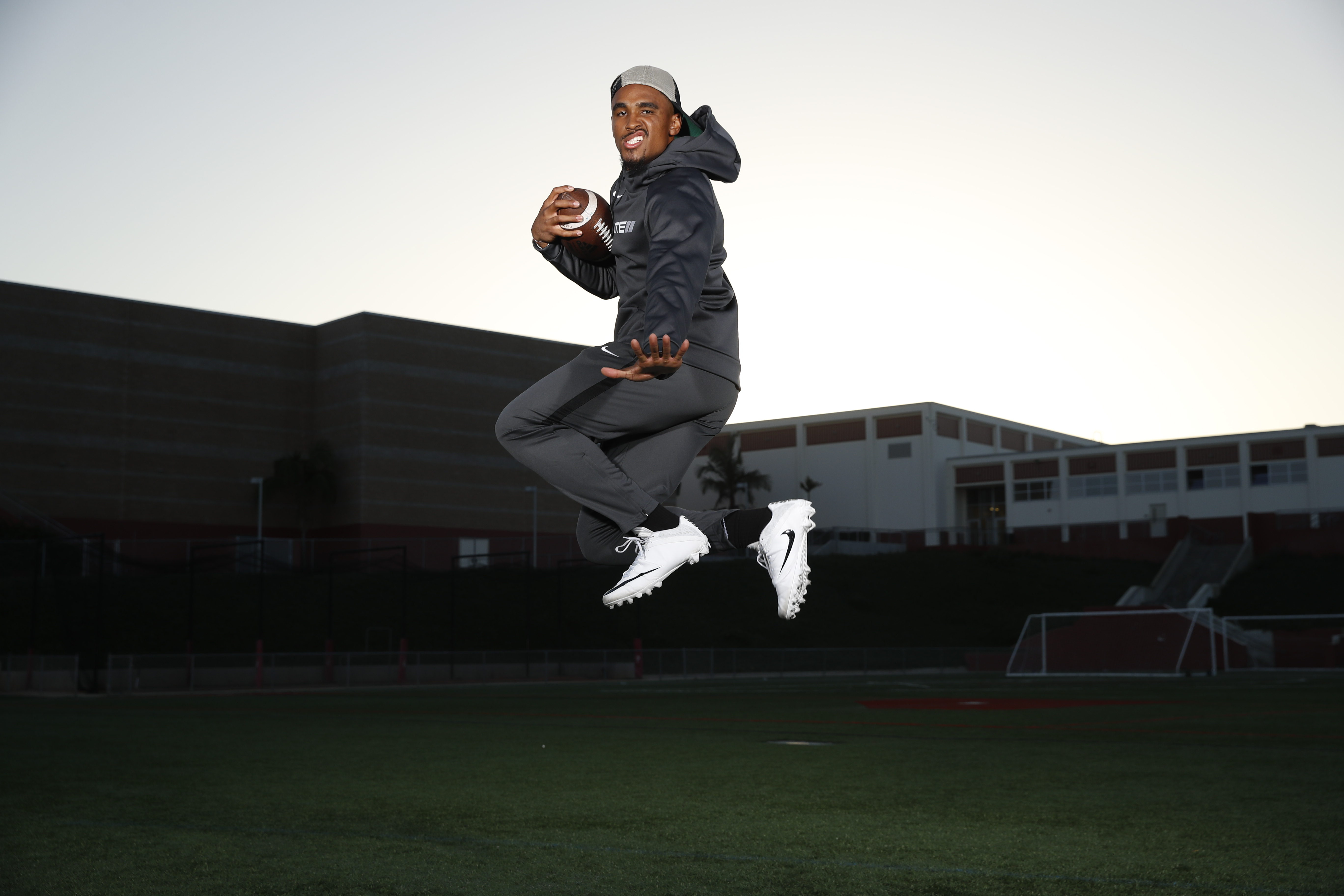 Jalen Hurts Elite 11