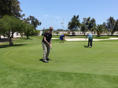 Golfen – ein Selbstversuch