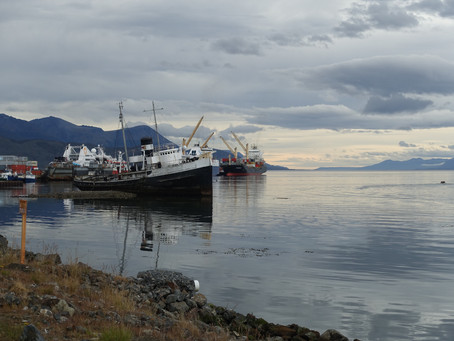 Ushuaia - am Ende der Welt