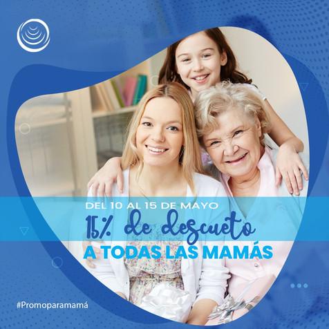 Promo para Mamá