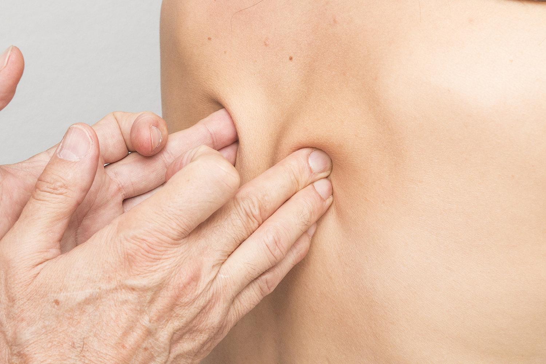 Massage du tissu conjonctif