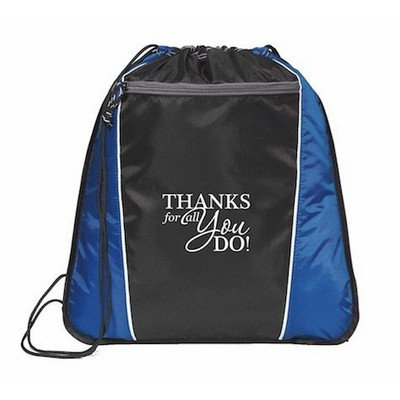 Thanks for All You Do Backpack