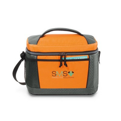 Aspen Lunch Cooler Orange