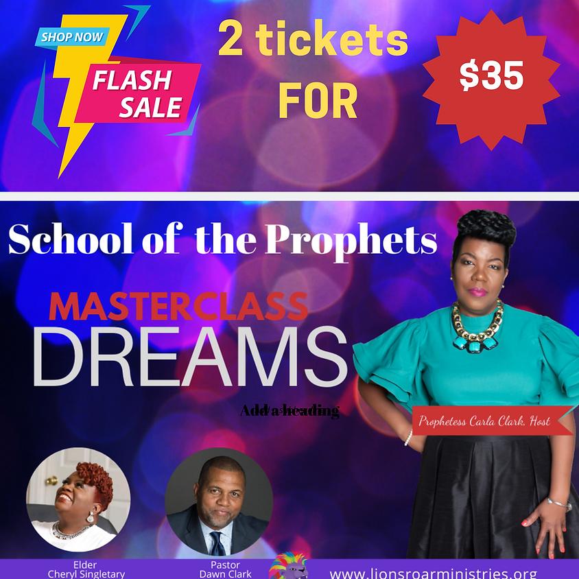 November School of the Prophets BOGO