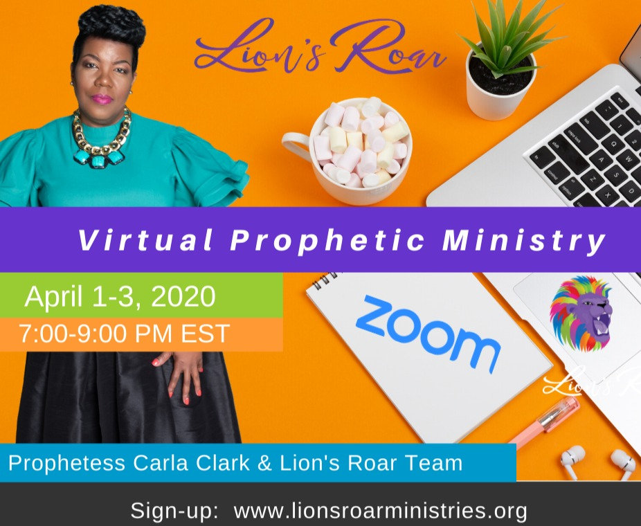Virtual Prophetic Ministry
