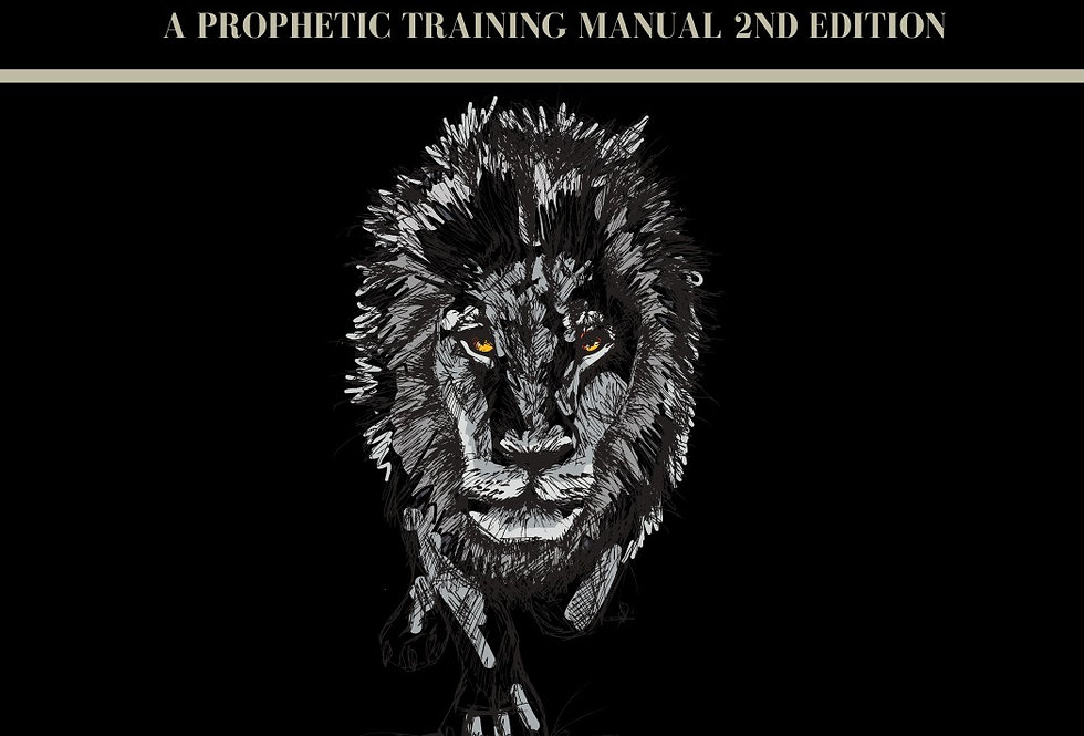Finding My Roar:  A Prophetic Training Manual