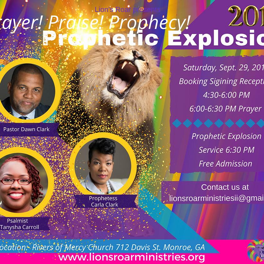 Prophetic Explosion