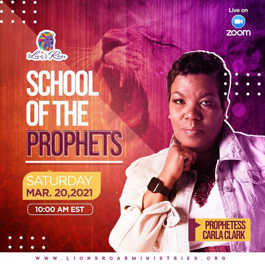 School of the Prophets 3.20.21