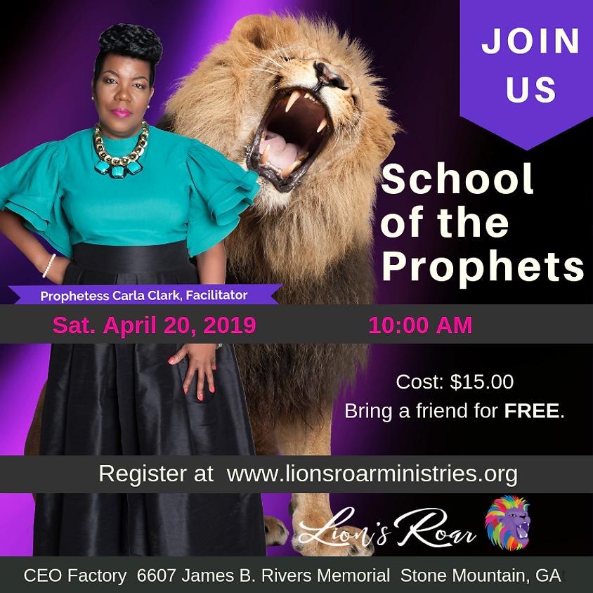 April School of the Prophets