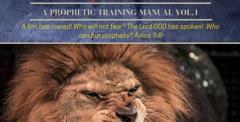 Finding My Roar: A Prophetic Training Manual
