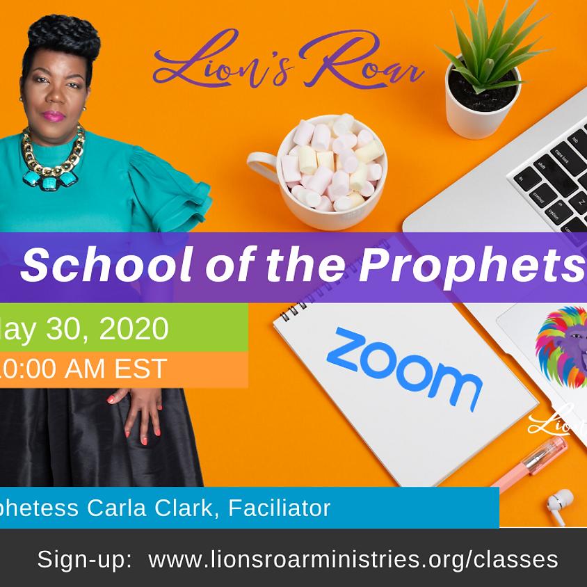 Virtual School of the Prophets