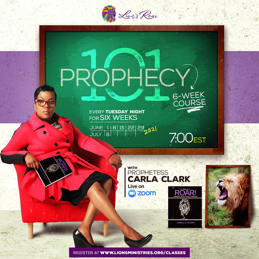 Prophesy 101: 6-Week Course