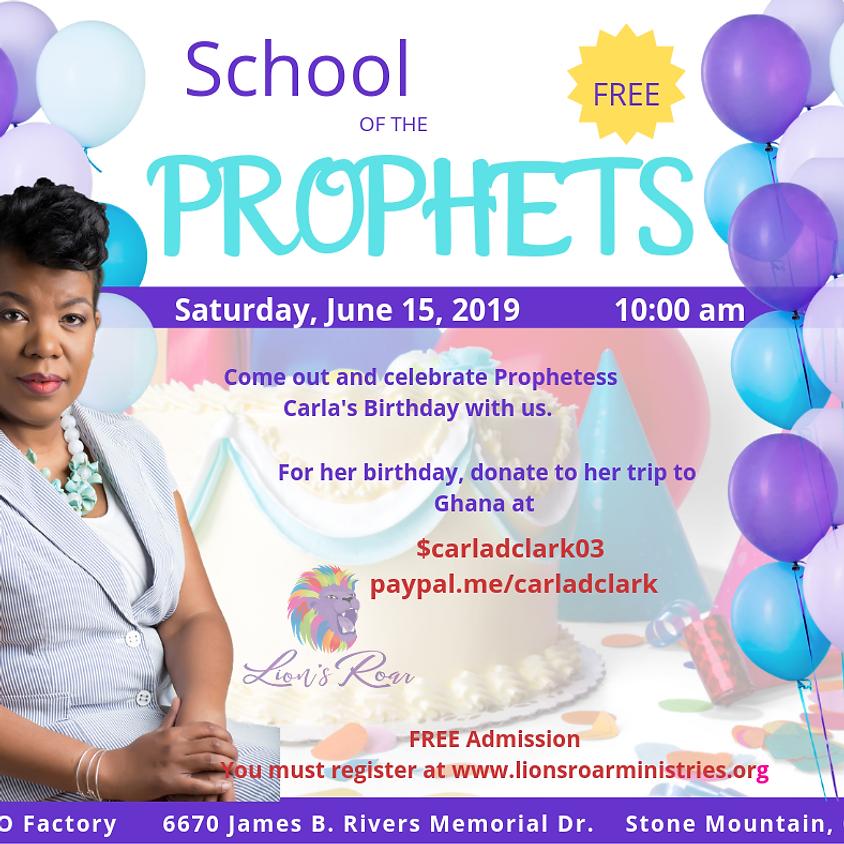 June School of the Prophets
