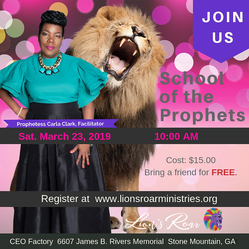 March School of the Prophets