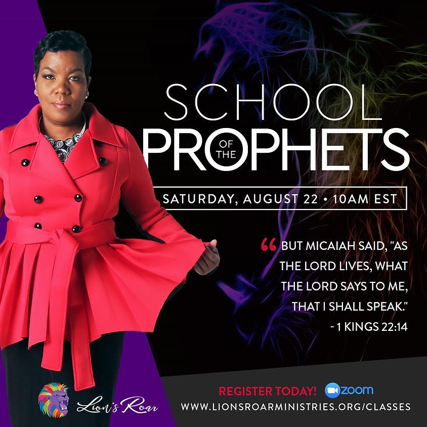 School of the Prophets Online