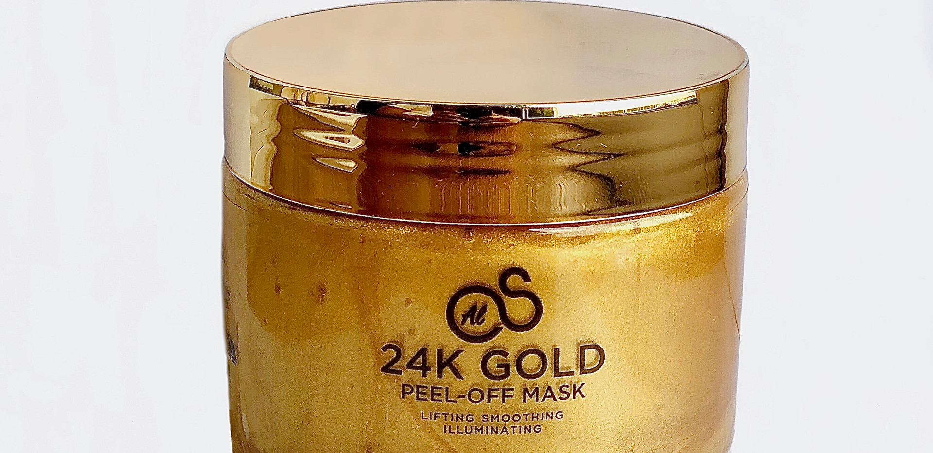 Gold mask 2