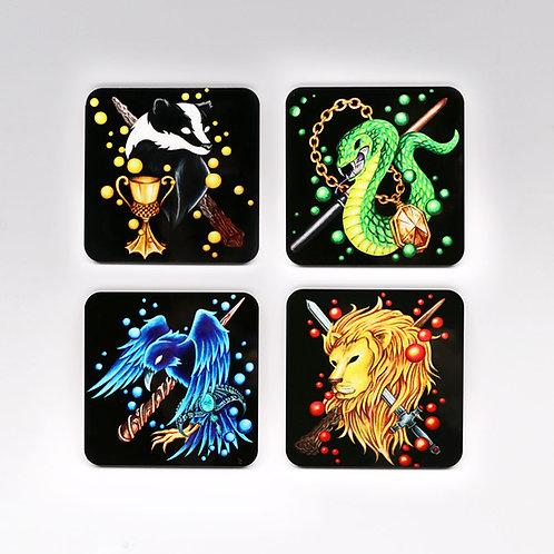HP Coaster Set