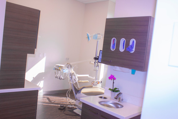 San Marcos Dental Studio Patient Room 2