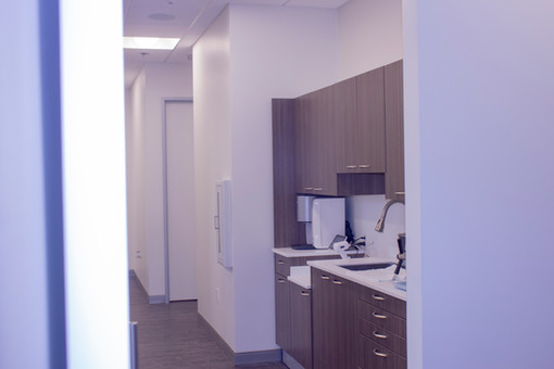 San Marcos Dental Studio Cleaning Area
