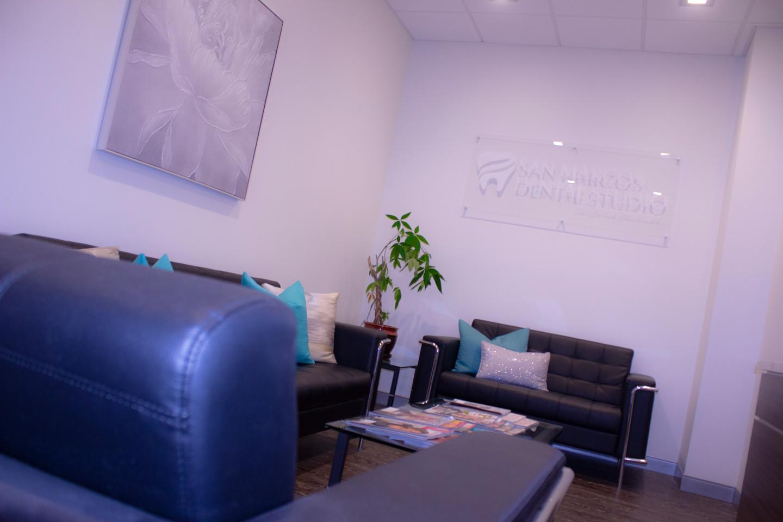 San Marcos Dental Studio Front Office 4