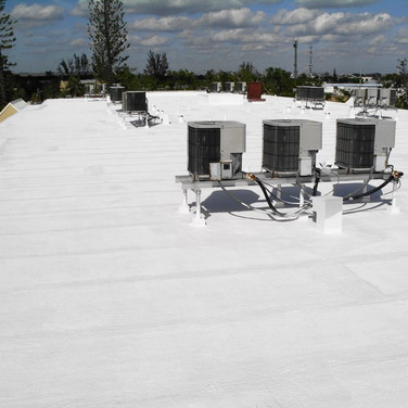 Energy Star Solvent Based Roof System