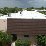 Energy Star Solvent Based Roof Coating System