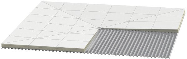 Tapered Insulation Plan